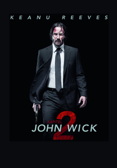 Cover - John Wick 2 - Steelbook