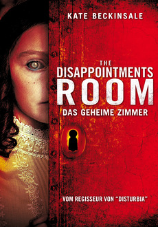 Cover - The Disappointments Room