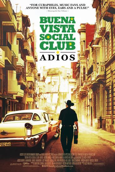 Buena Vista Social Club Adios Ascot Elite