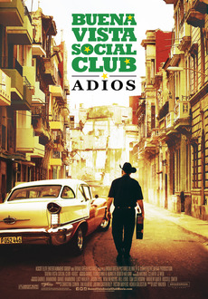 Cover - Buena Vista Social Club: Adios