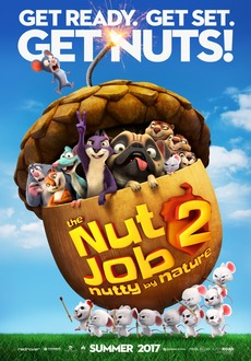 Cover - The Nut Job 2: Nutty by Nature