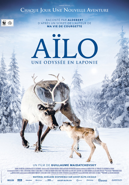 Cover - Ailo's Journey