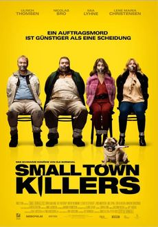 Cover - Small Town Killers