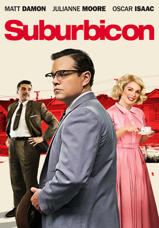 Cover - Suburbicon