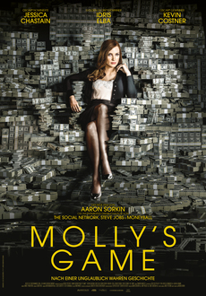 Cover - Molly's Game