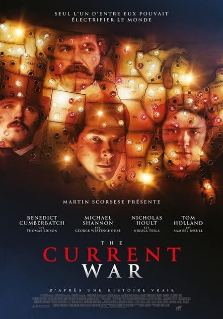 Cover - The Current War