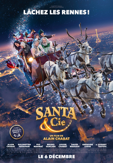 Cover - Santa & Cie - Christmas & Co