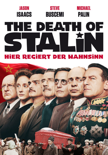 Cover - The Death of Stalin