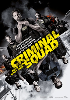 Cover - Criminal Squad - Den of Thieves