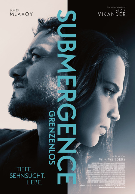 Cover - Submergence
