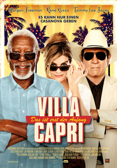 Cover - Villa Capri - Just Getting Started
