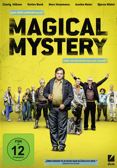 Cover - Magical Mystery