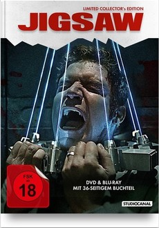 Cover - Jigsaw Limited Collector's Edition