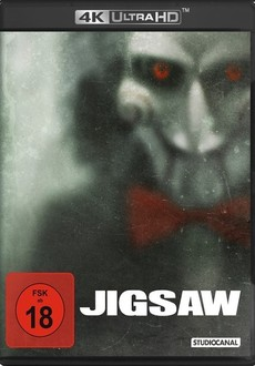 Cover - Jigsaw 4K Ultra HD
