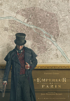 Cover - L'Empereur de Paris