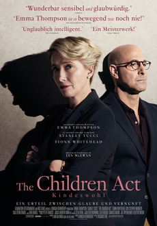 Cover - The Children Act - Kindeswohl