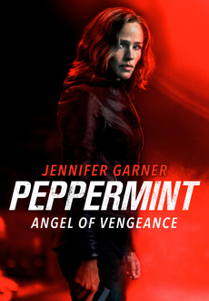 Cover - Peppermint: Angel of Vengeance