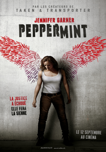 Cover - Peppermint