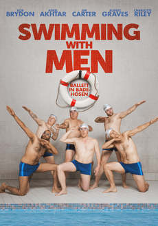 Cover - Swimming with Men