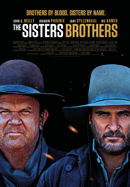 Cover - The Sisters Brothers
