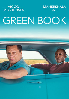 Cover - Green Book