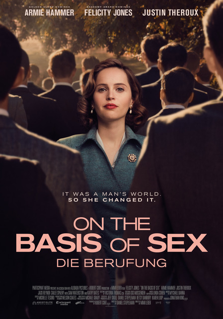 Cover - On the basis of sex