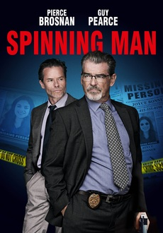 Cover - Spinning Man
