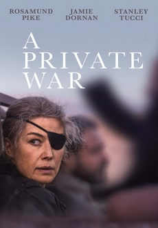 Cover - A Private War