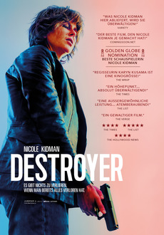 Cover - Destroyer