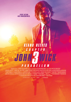 Cover - John Wick: Chapter 3 - Parabellum