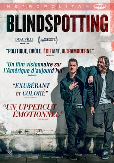 Cover - Blindspotting