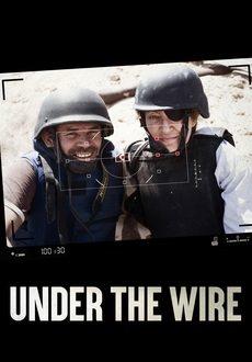 Cover - Under the Wire