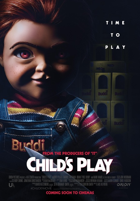 Cover - Child's Play