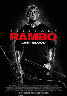 Cover - Rambo V: Last Blood