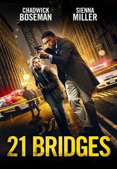 Cover - 21 Bridges