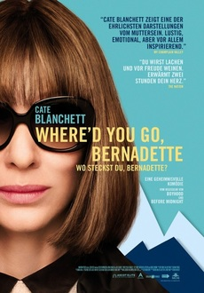 Cover - Where'd You Go, Bernadette