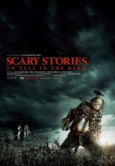 Cover - Scary Stories to Tell in the Dark