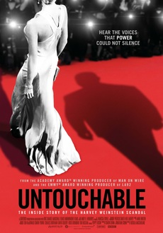 Cover - Untouchable - The inside story of the Harvey Weinstein scandal