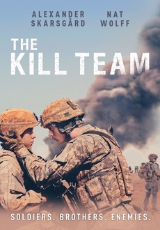 Cover - The Kill Team