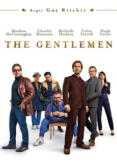 Cover - The Gentlemen