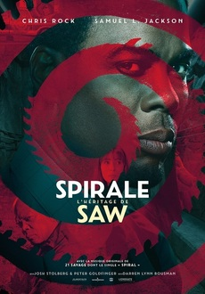 Cover - Spiral: From the Book of Saw