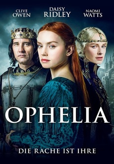 Cover - Ophelia