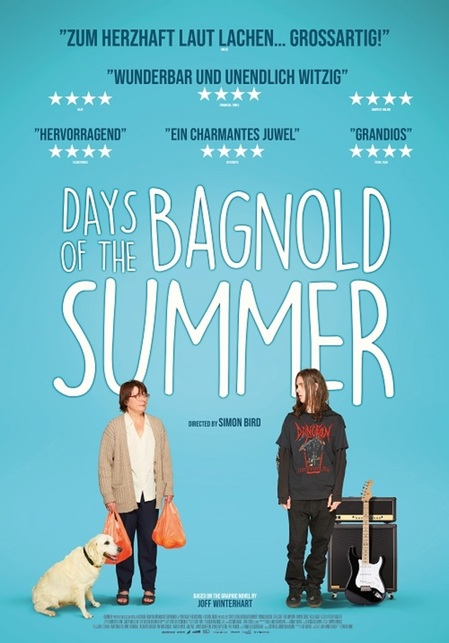 Cover - Days of the Bagnold Summer