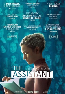 Cover - The Assistant