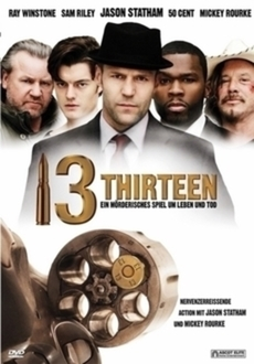Cover - 13 - Thirteen