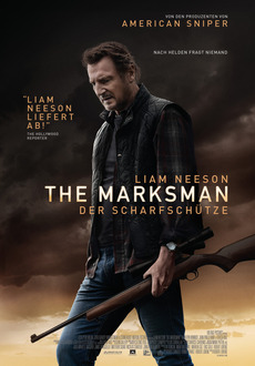 Cover - The Marksman