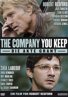 Cover - The Company You Keep - Die Akte Grant