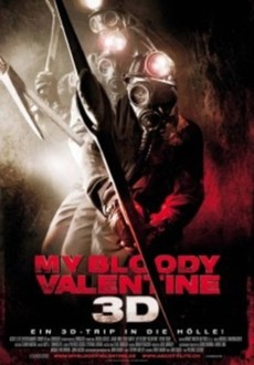 Cover - My Bloody Valentine 3D