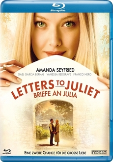 Cover - Letters to Juliet