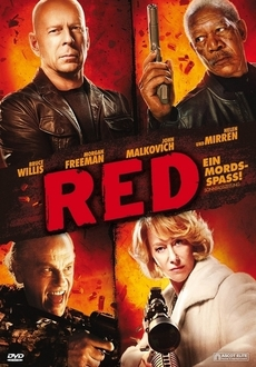 Cover - Red